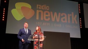 radio Newark Business Club