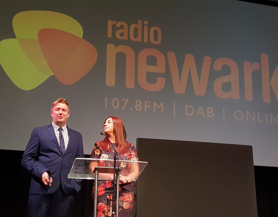 radio Newark Business Club